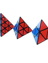 Недорогие -Кубик рубик Pyramid 4*4*4 3*3*3 2*2*2 Спидкуб Кубики-головоломки головоломка Куб ABS Новый год День детей Подарок