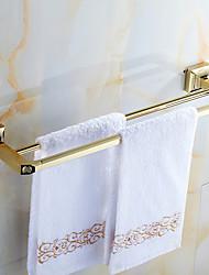 Недорогие -Держатель для полотенец / Золотой Старинный