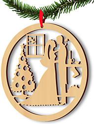 Недорогие -Для вечеринок Материал Дерево Свадебные украшения Классика / Свадьба Все сезоны