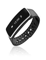 cradmisha h18 Bluetooth 4.0 desporto pulseira de banda inteligente pulseira de fitness rastreador inteligente pulseira para ios andriod