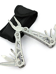 cheap -Plier Hiking Camping Travel Outdoor Multi Function Survival Metal pcs