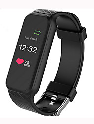 cheap -L38i Smart Bracelet Dynamic Heart Rate for IOS Android Smartphone with Colorful Screen Sleep Tracker Pedometer