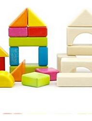 Недорогие -Конструкторы / Обучающая игрушка 1pcs Оригинальные Высокое качество Мальчики Подарок