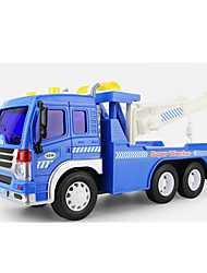 cheap -Pull Back Vehicles Truck Toys Novelty Plastic Metal Classic & Timeless Pieces Boys' Children's Day Gift