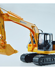 cheap -Lili Pull Back Vehicle Construction Truck Set Excavator Excavating Machinery Novelty Classic & Timeless Boys'