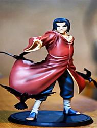 Anime Action-Figuren Inspiriert von Naruto Itachi Uchiha PVC 18 CM Modell Spielzeug Puppe Spielzeug