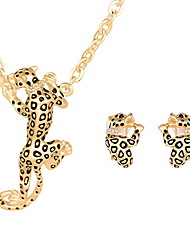 cheap -Women's Jewelry Set - Animal Include Rings Set Gold / Silver For Wedding / Party / Daily / Necklace