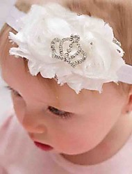 cheap -Girls Hair Accessories,All Seasons Chiffon Tweed
