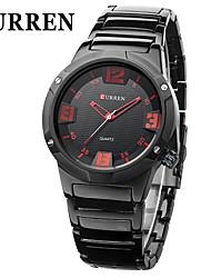 cheap -Men's Sport Watch Fashion Watch Wrist watch Quartz Alloy Band Vintage Casual Multi-Colored