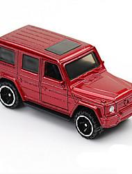 economico -Auto da corsa Giocattoli 1:60 Metallo Plastica Rosso