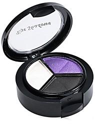 Lidschattenpalette Trocken Lidschatten-Palette Puder NormalAlltag Make-up Halloween Make-up Party Make-up Feen Makeup Cateye Makeup
