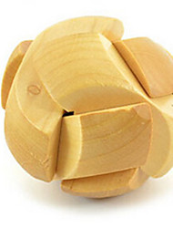 cheap -Toys For Boys Discovery Toys Building Blocks Magic Cube Educational Toy Circular Wood