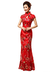 cheap -Classic/Traditional Lolita Vintage Inspired Elegant Cosplay Lolita Dress Print Dress For Terylene