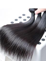 3 шт / много Малайзии человек ткать волосы, необработанные оптовая девственница Малайзии волосы прямые