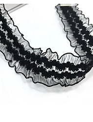 Choker Necklaces Jewelry Lace Basic Unique Design Tattoo Style Jewelry For Wedding Party Special Occasion Birthday Engagement Daily