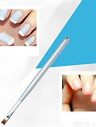 cheap -1pcs French Manicure Nail Polish Pencil Tool