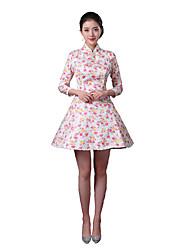 Steampunk®Top Sale Gothic Victorian Dress Party Dress  Long Cloak