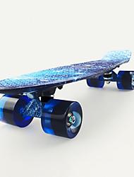 abordables -Planches à roulettes standard Violet Fuchsia Bleu Violet Bleu marine
