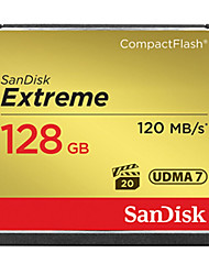 Sandisk 128GB Compact Flash CF Card memory card Extreme 800X UDMA7