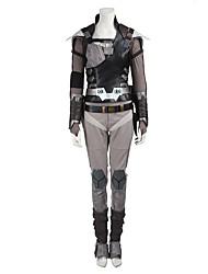Superhéros Cosplay Costume de Cosplay Costume de Soirée Bal Masqué Pour Halloween Cosplay de Film Gilet Haut Pantalon Châle Ceinture Plus