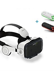 cheap -Integrated Earphone Virtual Reality Headset BOBO VR for 4.7-6.2 Inch Smartphone with Bluetooth Remote Gamepad