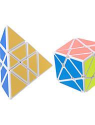 Недорогие -Кубик рубик Спидкуб Pyraminx Чужой Кубики-головоломки Новый год Рождество День детей Подарок