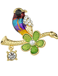 cheap -Women's Brooches - Fashion Brooch Golden For Casual