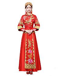 Lolita Classica e Tradizionale Ispirazione Vintage Elegant Cosplay Vestiti Lolita Con stampe Abito Per Terital