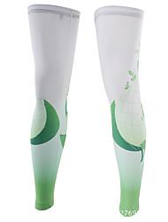 XINTOWN No-Slip Cycling Leg Warmer Bike Bicycle Guards Knee Warm Sleeves Covers Windproof Green