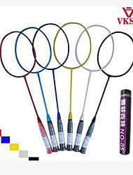 Raquetes para Badminton Não Deforma Elasticidade Alta Durabilidade Leve para Ao ar Livre Praticar Esportes de Lazer Fibra de Carbono