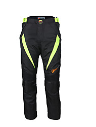 Men's Windproof Motorcycle Enduro Riding Trousers Motocross Off-Road Racing Sports Knee Protective Sports Pants
