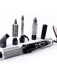 Curling Iron / Hair Dryer Wet & Dry Others Swivel cord / Power light indicator Silver Normal PRITECH