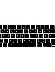 XSKN® German Silicone Keyboard Skin and Touchbar Protector for 2016 Newest MacBook Pro 13.3/15.4 with Touch Bar Retina Display  (US/EU Layout)