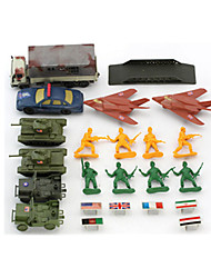 cheap -Action Figures & Stuffed Animals Display Model Toys Silica Gel Plastic Red Green Yellow