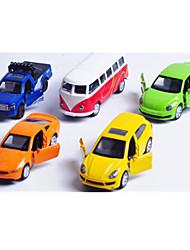 Playsets автомобиля Игрушечные машинки Гоночная машинка Полицейская машинка Автомобиль Металлический сплав Металл Мальчики Девочки