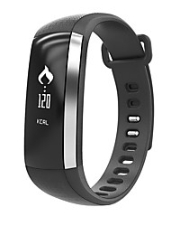 cheap -Smart Band Heart Rate Blood Pressure Pulse Meter Bracelet Fitness Watch Smartband for iOS Android