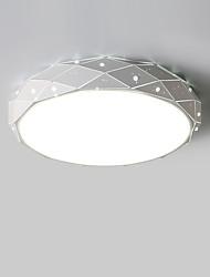 cheap -Modern / Contemporary Flush Mount Downlight - LED, 110-120V / 220-240V, Warm White / White, LED Light Source Included