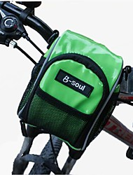 Mountain Bike Bag Waterproof Cortical Car Before the Tube Bag  Riding Outdoor Equipment Random Color