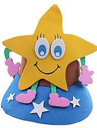 baratos -CHENTAO Material para Cabeça Brinquedos Estrela Plástico 1 Peças