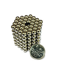 cheap -Magnet Toys Building Blocks Neodymium Magnet Magnetic Balls 216 Pieces 7mm Toys Magnet High Quality Circular Gift