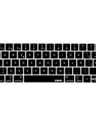 xskn® espagnol peau du clavier de silicone et protecteur barre tactile pour 2016 le plus récent MacBook Pro 13.3 / 15.4 avec écran tactile