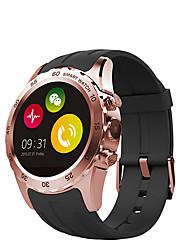 Недорогие -частота сердечных сокращений монитор Bluetooth носимые устройства поддерживают сим-карт TF Montre разъем камеры SmartWatch