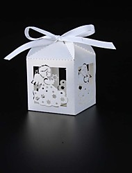 cheap -50pcs Angel Candy Box Baby Shower Paper Box Party Favors Box