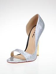 Da donna-Tacchi-Matrimonio Serata e festa-Club Shoes-A stiletto-Lustrini