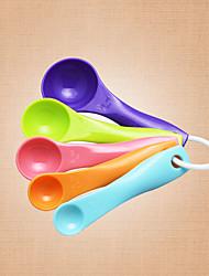 Plastica Cucchiaio da zucchero Cucchiai Cucchiai da zucchero Altro