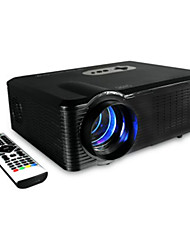 cheap -CL720 LCD Home Theater Projector 3000 lm Support 1080P (1920x1080) 25-260 inch Screen