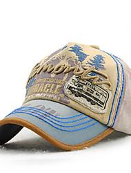 economico -cappello del sole delle donne di modo del cotone annata berretto da baseball ricamare esterno sport estivo casuale tutte le stagioni