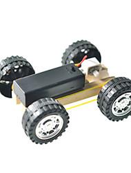 Brinquedos Para meninos Brinquedos de Descoberta Brinquedos a Energia Solar Metal Plástico Azul