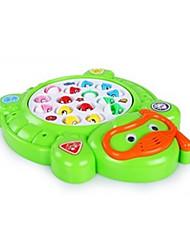 baratos -Brinquedos de pesca Jogos Pai e Filhos Brinquedos Animais Novidades Peixes Brinquedos ABS Criativo Peças Para Meninos Dia da Criança Dom