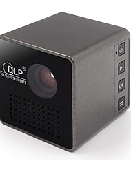 cheap -UNIC P1 DLP Mini Projector 15/30 lm Support 720P (1280x720) 7-70 inch Screen